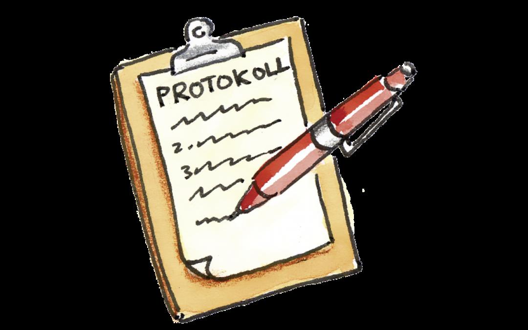 Styrelseprotokoll och styrande dokument